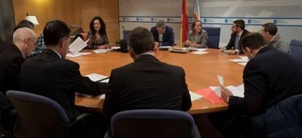 A Comisión de seguimento do Plan de transporte público de Galicia acorda reforzar as cláusulas sociais dos novos contratos