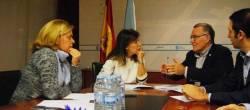 Medio Ambiente e Fegamp avanzan nos criterios comúns de actuación que se incluirán no futuro Pacto Local da Auga