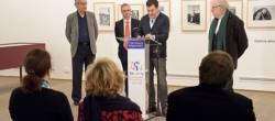 A obra de José Suárez exhíbese na Universidade de Salamanca con motivo da celebración do seu VIII centenario