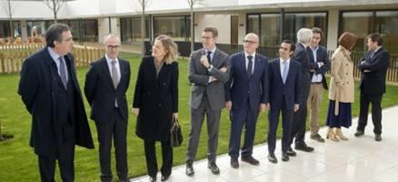 O novo centro interxeracional de Ourense pon de manifesto a aposta polo envellecemento activo