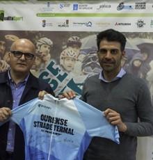 """Preséntase a """"Ourense Strade Termal"""", a primeira proba cicloturista de España"""