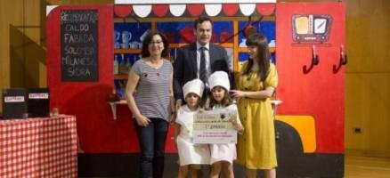Máis de 1.700 rapaces de 31 centros educativos participan na primeira edición do certame Chefs Saudables