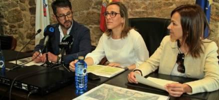 Ethel Vázquez anuncia a licitación das obras de mellora de seguridade viaria no acceso ao peirao de Portosín