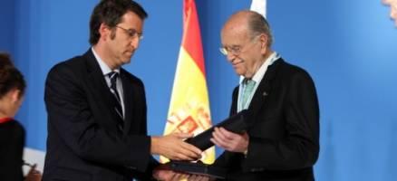 Declaración institucional con motivo do pasamento de Xerardo Fernández Albor