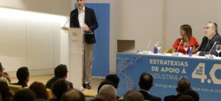 Francisco Conde anuncia a primeira convocatoria para identificar os Hubs de Innovación Dixital que Galicia quere impulsar