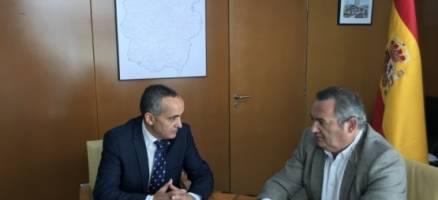 Ramón Carballo incorpórase como xefe territorial da Consellería de Presidencia, Administracións Públicas e Xustiza