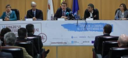 Feijóo defende unha pesca sustentable e rendible no VI Congreso de sustentabilidade social e económica do sector pesqueiro
