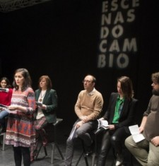 'Escenas do cambio' converte o Gaiás no escaparate de novos proxectos teatrais galegos e da vangarda internacional