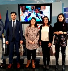 A Cidade da Cultura acollerá o 7 de abril a carreira solidaria de Manos Unidas en Galicia