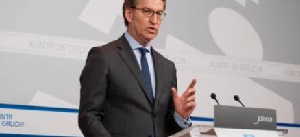 Feijóo destaca que a Lei de Administración Dixital permitirá universalizar o uso e o acceso da cidadanía aos servizos públicos dixitais