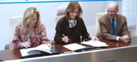 A Consellería de Educación e UNICEF colaborarán para promover o coñecemento dos dereitos da infancia e cidadanía global nos centros educativos galegos