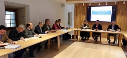 Medio Rural constitúe a Mesa da Castaña para consolidar o liderado nacional de Galicia nestas producións