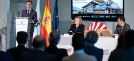 A incorporación do Instituto de Ciencias do Patrimonio ao Edificio Fontán contribuirá a seguir facendo do Gaiás un polo de cultura, coñecemento e investigación