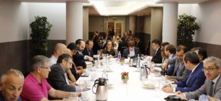 A Xunta participará o vindeiro 18 de xuño en Bruxelas na primeira xuntanza de traballo coa Comisión Europea sobre o Corredor Atlántico de Mercadorias do noroeste
