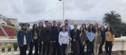 Nava Castro imparte unha masterclass na Escola Universitaria de Turismo CENP ante futuros profesionais do sector