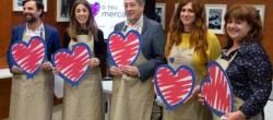 """A campaña """"Quere o teu mercado"""" chegará a 86 prazas de abastos de Galicia baixo o lema """"Preto do teu corazón"""""""