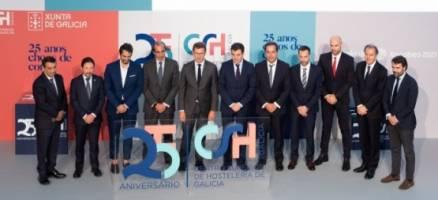 O Centro Superior de Hostelería de Galicia celebra o seu 25 aniversario
