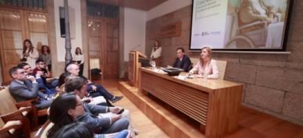Xunta e Obra Social de Abanca presentan a proposta gañadora do concurso de ideas do Plan Como na casa
