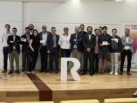 As catro iniciativas participantes na aceleradora de contidos dixitais 'startups R DiCo Challenge' preséntanlle os seus avances ao sector