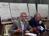 A proposta de Díaz y Díaz Arquitectos e MIBA Arquitects gaña o concurso de ideas para a reforma interior do complexo administrativo de San Caetano