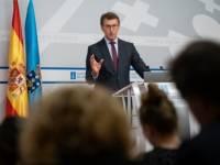 Feijóo anuncia o inicio dos trámites de contratación das obras de ampliación e reforma do Hospital público Gran Montecelo