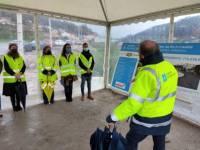 A Xunta licita as obras da senda entre Bagüín e Seixo e remata o itinerario entre Coirados e Pardavila, en Marín, cun investimento total de case 1,4 M€