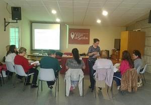 Explicación do curso aos participantes