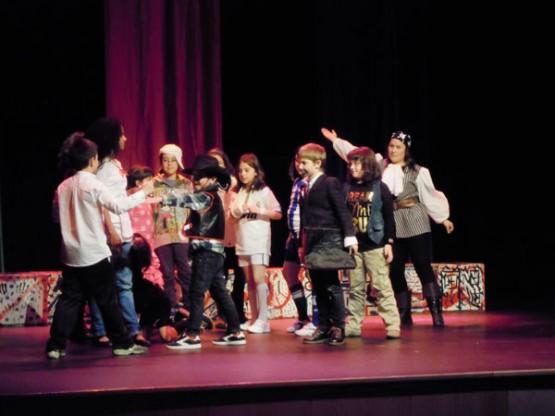 Grupo da Escola de Teatro