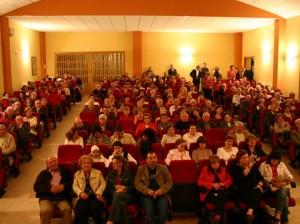Público asistente a Tardes de Primavera