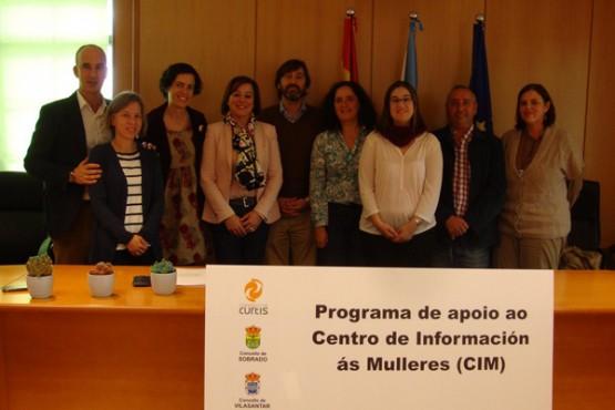 Aposta pola cooperación entre municipios