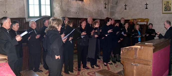 Coro de Cámara Club Artístico de Ribadavia