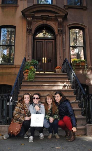 Casa Carrie Bradshaw Sexo en NY_en West Village_