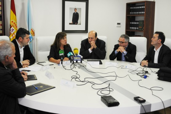 Beatriz Mato en Ourense