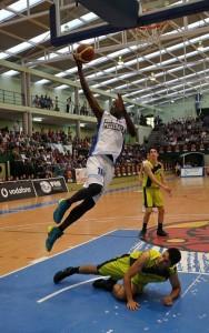 Campionato de España de Baloncesto Júnior (Marín 2014)