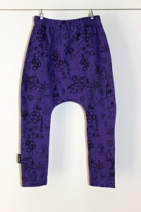 Pantalón Violeta de Racataplan
