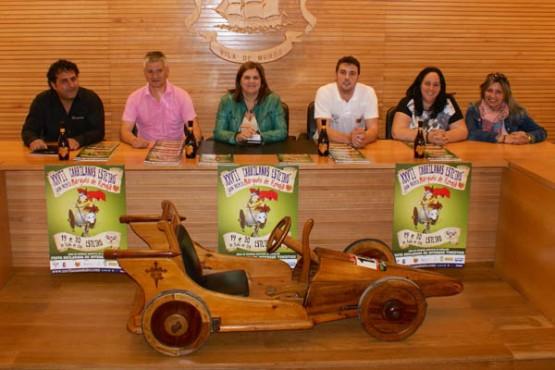 Presentación Gran Premio Carrilanas de Esteiro
