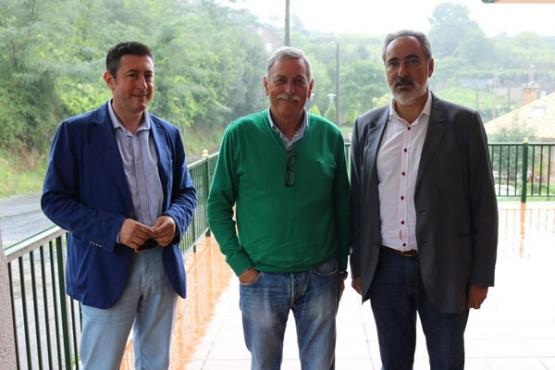 Cores Tourís na visita a Campo Lameiro