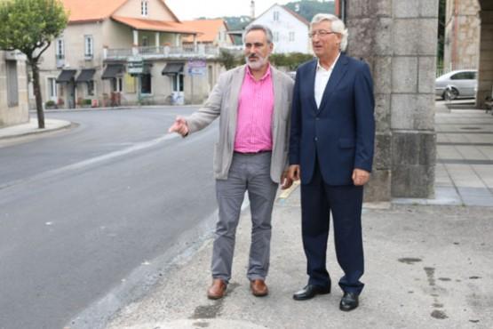 Cores Tourís na visita a Mondariz Balneario