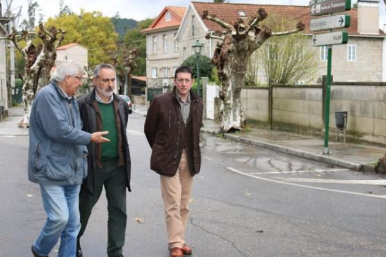 Cores Tourís na visita a Mondariz-Balneario