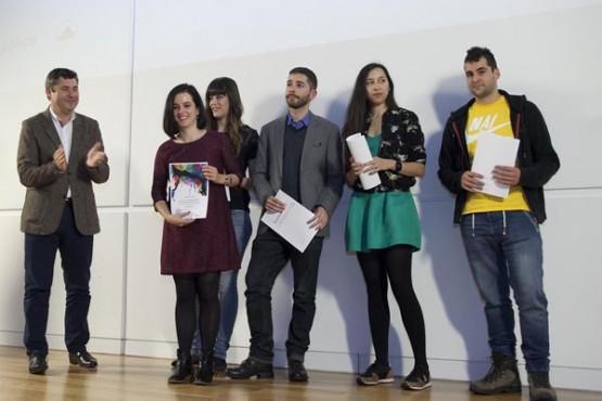 Un total de 43 mozos recollen os premios Xuventude Crea que recoñece o talento da mocidade galega