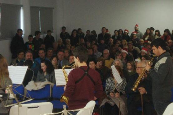 Concerto da Banda-Escola Isabel II