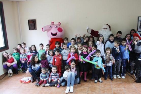 Festa de Nadal en Frades