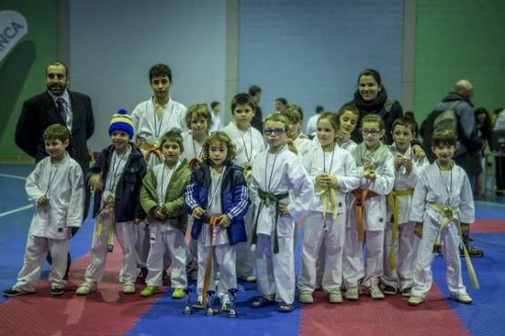 Karatekas do Val do Dubra