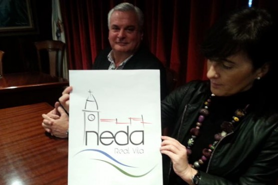 Nova imaxe do Concello de Neda