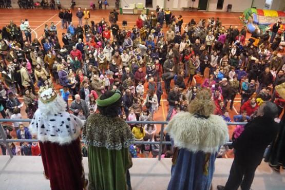 Os Reis Magos en Val do Dubra