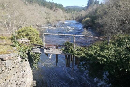 Estado actual da ponte