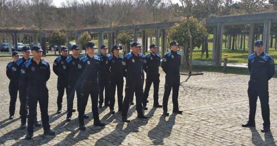 Novena promoción da Policía Local