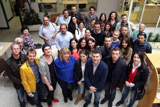 O proxecto 'Dinamizando Galicia' permitirá aos xóvenes o desenvolvemento de prácticas en Europa