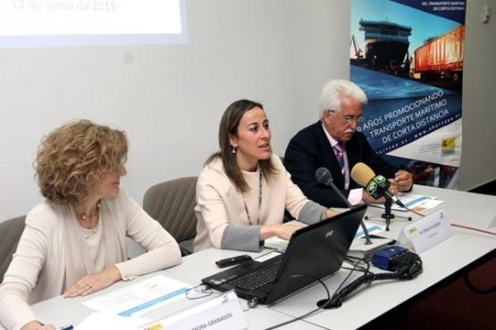Ethel Vázquez anuncia o inicio das obras da Plisan. Foto: C. Paz