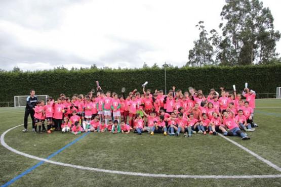 Participantes no torneo